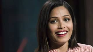 Imp to be responsible in what you say: Freida Pinto on Salman Khan issue