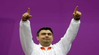 Gagan Narang finishes seventh in 50m rifle prone at Baku World Cup