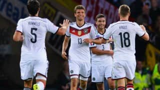 Germany Vs Ukraine Live Streaming, Euro 2016, Match 7, Group C: Watch Live telecast of Germany Vs Ukraine on SonyLiv.com at 12.30 pm in India