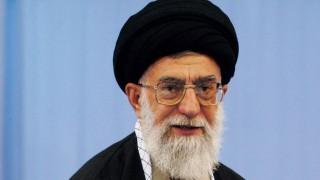 Don't trust 'Great Satan' US, 'evil' Britain, says Iran's Ayatollah Khamenei