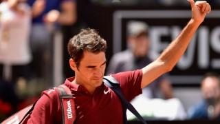 Wimbledon 2016: Roger Federer breezes through in warm-up match