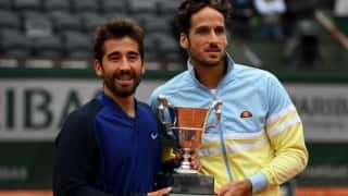French Open 2016: Spain's Feliciano Lopez and Marc Lopez crowned champions, beat Bryan twins