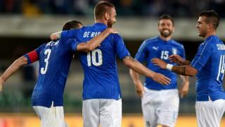 BEL 0-2 ITA - Full Time    Belgium Vs Italy, Live Football Score, Euro 2016: Full scorecard & live updates