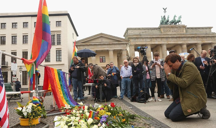 German Parliament Approves Gay Marriage Bill