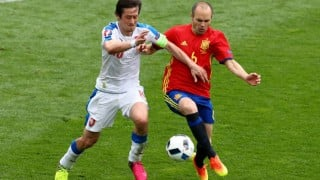 Euro Cup 2016 Spain Vs Czech Republic Goals & Video Highlights: Spain break Czech Republic's resistance