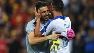 यूरो 2016: इटली ने बेल्जियम को दी मात