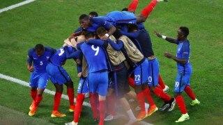 FRA 0-0 SWI - Full Time   Live Football Score Euro 2016: Get full scorecard and live updates France vs Switzerland