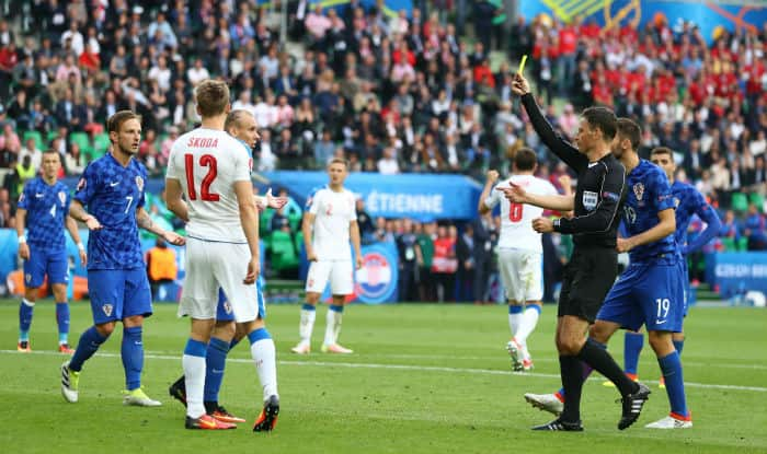 Euro Cup 2016 Czech Republic Salvages 2 2 Draw With Croatia