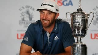 US Open: Dustin Johnson overcomes controversial penalty to win the tournament