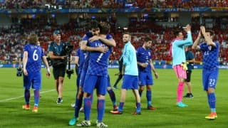 Euro Cup 2016: Croatia fightback condemns Spain to unwanted Italy clash