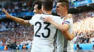 Euro Cup 2016: Germany breeze past Slovakia 3-0 to storm into Quarter-Final