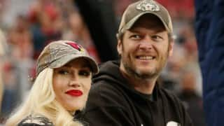 Gwen Stefani and Blake Shelton are house-hunting