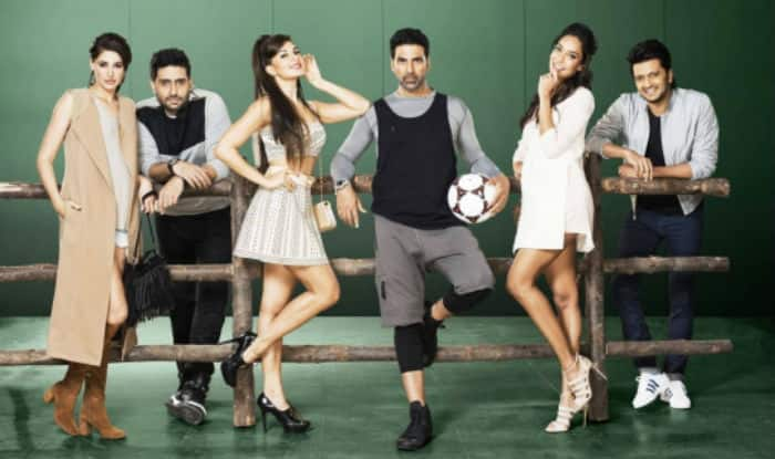 Housefull 3 Box Office Report: With Rs 53 Crores Turnover, Akshay Kumar  Starrer Becomes The Highest Weekend Opener Of 2016!