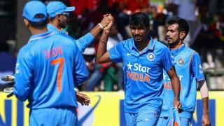 टेस्ट श्रृंखला के लिए वेस्टइंडीज पहुंची भारतीय टीम