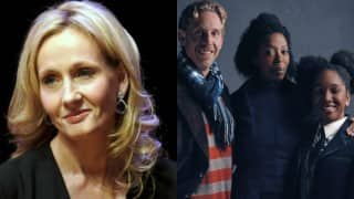 JK Rowling crushes the racists comments over a black actress playing Hermione in Harry Potter and the Cursed Child