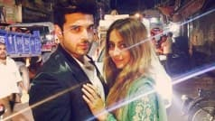 Karan Kundra protects girlfriend Anusha Dandekar from fan who called her prostitute; actor posts heartfelt message about respecting women