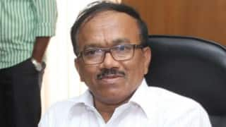 People angry with Nigerians due to their attitude: Laxmikant Parsekar