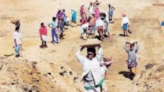 235 crore person days' work generated by MGNREGA: Government
