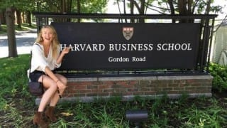 Maria Sharapova at Harvard: Banned tennis ace takes up 2-week course at renowned B-school!