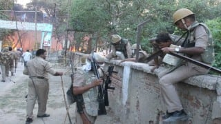 Judicial probe begins into Mathura violence