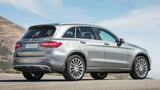 Mercedes-Benz Launches GLC SUV Facelift 2019 in India