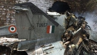 Rajasthan: 3 injured as MiG-27 aircraft crashes near Jodhpur; both pilots safe