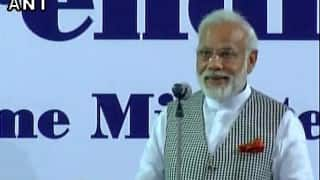 Prime Minister Narendra Modi recalls black night of Emergency, says democracy is strength