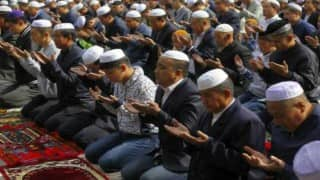 Uyghur leader Dolkun Issa questions Pakistan's silence banning Muslims from observing Ramzan in Xinjiang