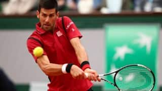 Novak Djokovic wins French Open 2016, beats Andy Murray 6-1, 6-2, 6-4 to complete Career Grand Slam