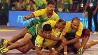 Patna Pirates begin title defence emphatically
