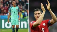 Live Football Score Euro 2016 Quarter Final: Get full scorecard & live updates of Poland vs Portugal