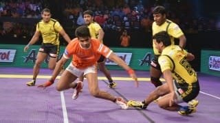 Pro Kabaddi, PKL 4 2016, Puneri Paltan vs Telugu Titans, Video Highlights: Puneri Paltan beat Telugu Titans 28-24