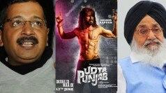 Arvind Kejriwal praises Udta Punjab, hits out at Badal-government for drug menace