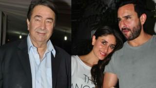 Randhir Kapoor finally comments on daughter Kareena Kapoor Khan's pregnancy buzz