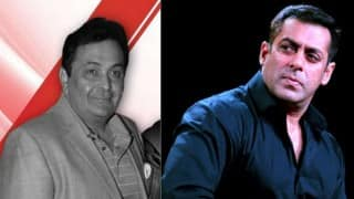 Rishi Kapoor reacts to Salman Khan's `raped woman' remark & his reply will surprise you!
