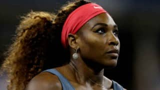 Serena Williams struggles again but into French Open final