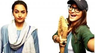 Noor first look: Sonakshi Sinha's journalist avatar is impressive!