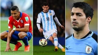 Copa America 2016 Points Table, Results and Team Standings of Centanario Tournament: Argentina top group with three consecutive wins