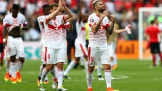 Poland defeat Switzerland 5-4 on penalties  | Live Football Score Euro 2016 Round of 16: Get full scorecard and live updates Switzerland vs Poland