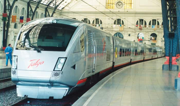 Talgo becomes the fastest train; clocks 180 km/hr - India.com