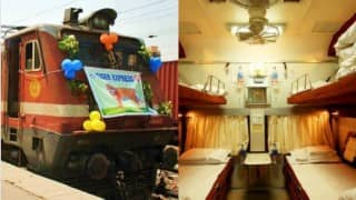 India Railways unveils Tiger Express: All you need to know about the stunning semi-luxury train for wildlife enthusiasts!