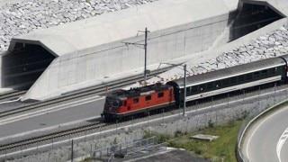 Switzerland: Two Trains Collide in Andermatt, 30 Persons Injured