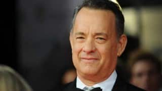 Tom Hanks to be honoured with lifetime achievement award at Rome Film Festival