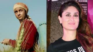 Alia Bhatt deserves national award for Udta Punjab, says Kareena Kapoor Khan