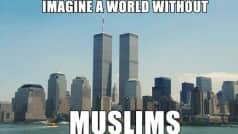 Someone on Tumblr asked, 'How would be world WITHOUT Muslims?' This post has the perfect answer