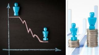 The Invisible Line of the Socioeconomic Realm