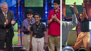 Rishi Nair Wins National Geographic Bee, Indian Americans Claim Top 3 Spots - Updated