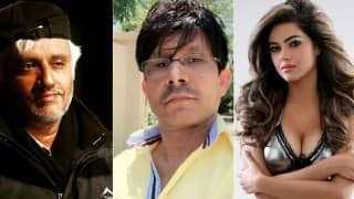 KRK claims Vikram Bhatt tried to pimp Meera Chopra; trolls director for filing defamation case!