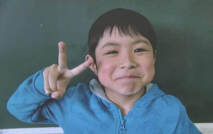 Boy abandoned in Japanese forest as 'punishment' found alive
