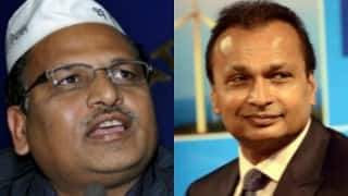 AAP Minister Satyender Jain hits out at Anil Ambani for power cuts in Delhi, says 'BSES performance is atrocious'